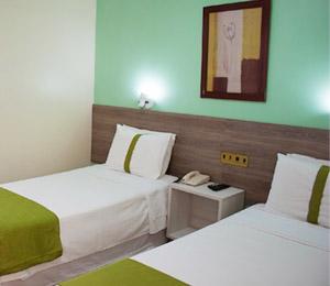 Acomodações Trópico Praia Hotel Maceió